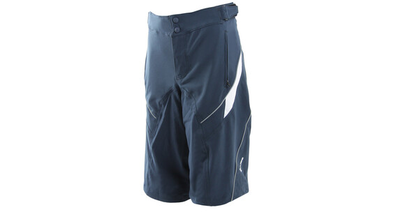 Cube All Mountain Short midnight/white